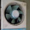 団地のプロペラ式換気扇は自分で簡単に交換できますよ。